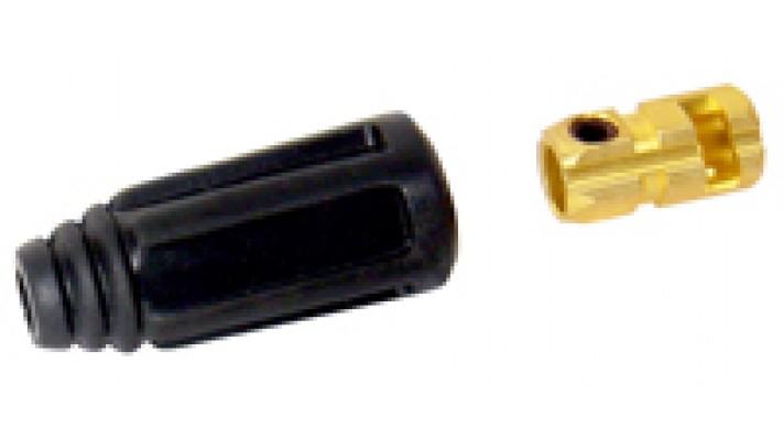 connecteurs Dinse femelle 25 mm