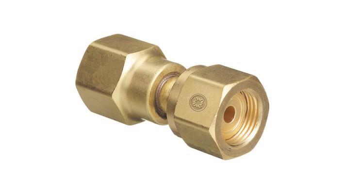 acetylene adaptor CGA410-CGA510