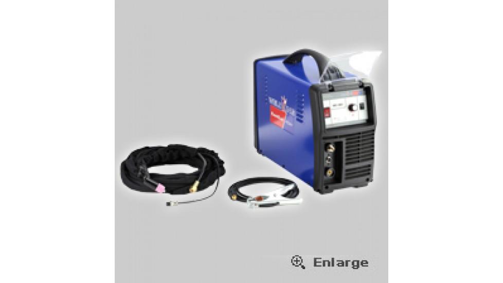 Plasma CoolCut40 air avec compresseur intégré capacité 3/8 air ext / 1/4 avec compresseur intégré