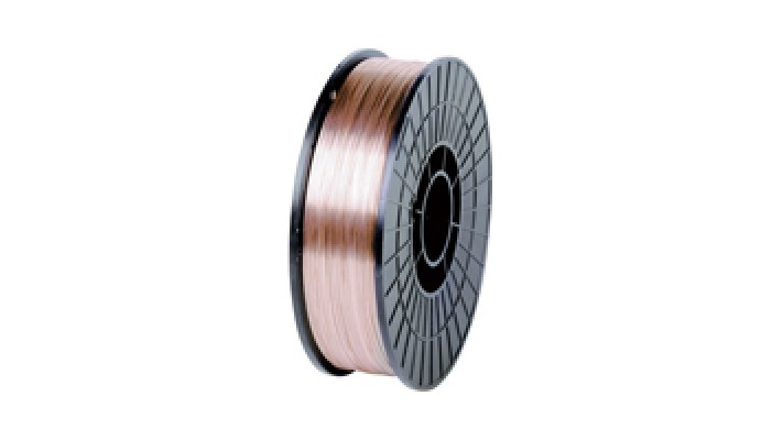 ER70S6 .030 solid wire in 5 kg spool (price/kg)