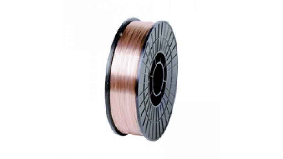 fil solide ER70S6 .030 en bobine de  11 lbs (prix/lb)