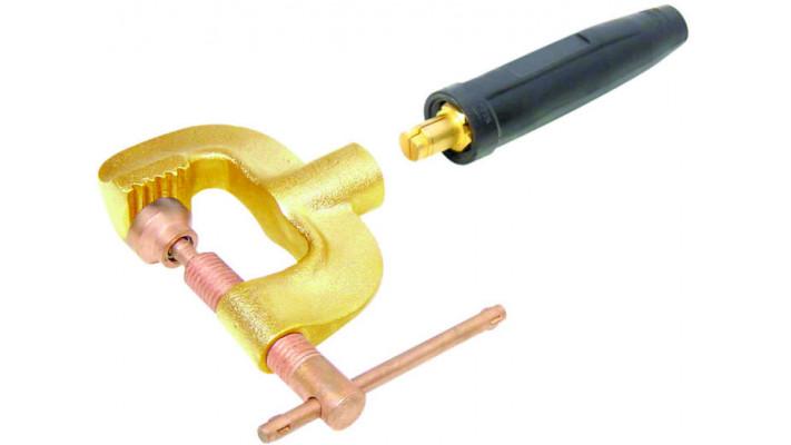 Ground clamp 600 amp C